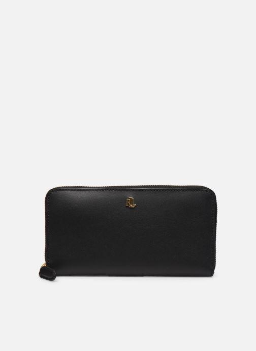 Petite Maroquinerie Lauren Ralph Lauren ZIP CONT WALLET Noir vue détail/paire