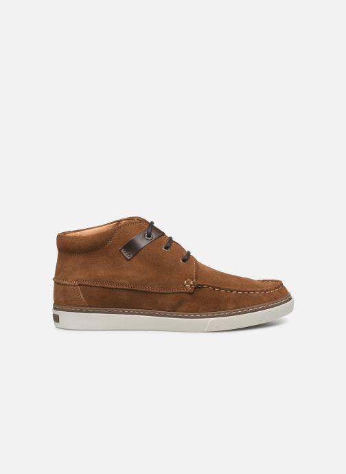 Boots en enkellaarsjes Mr SARENZA Silvani Bruin detail
