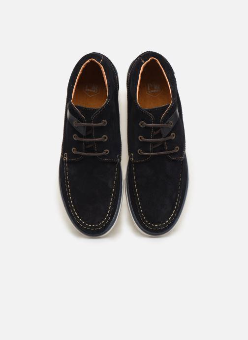Bottines et boots Mr SARENZA Silvani Bleu vue portées chaussures