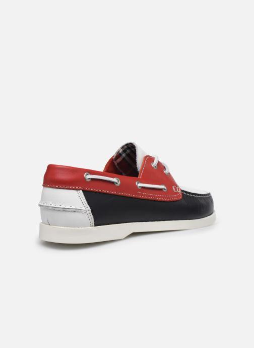 Zapatos con cordones Mr SARENZA Slovo Rojo vista de frente