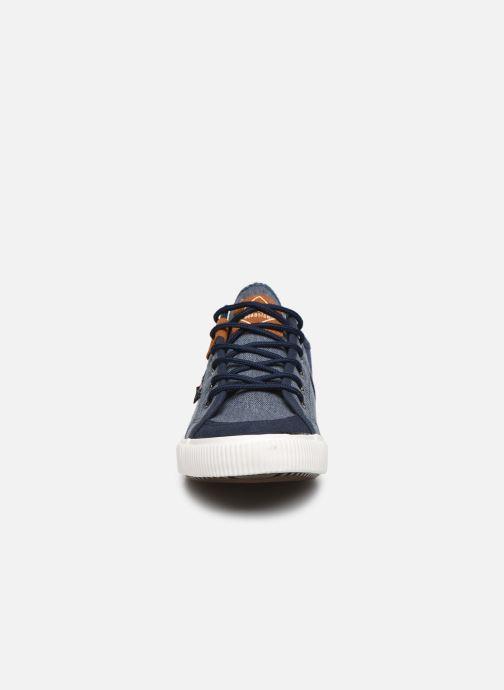 Baskets Roadsign DAGUE Bleu vue portées chaussures