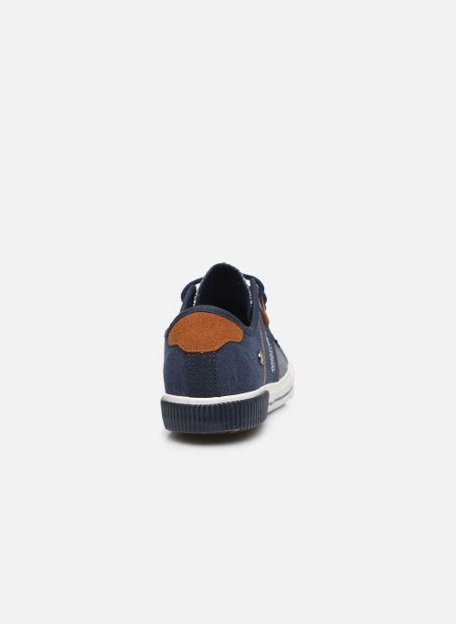 Sneakers Roadsign DAGUE Azzurro immagine destra