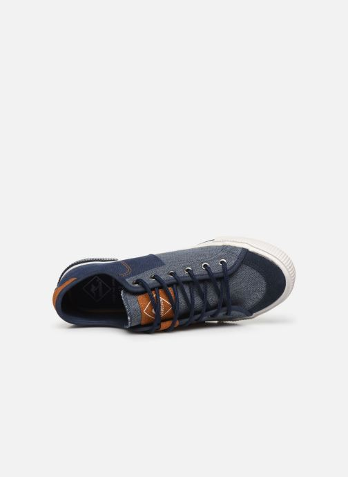 Sneakers Roadsign DAGUE Azzurro immagine sinistra