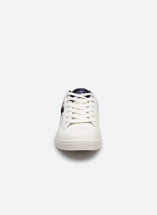 Baskets Roadsign DOMAL Blanc vue portées chaussures
