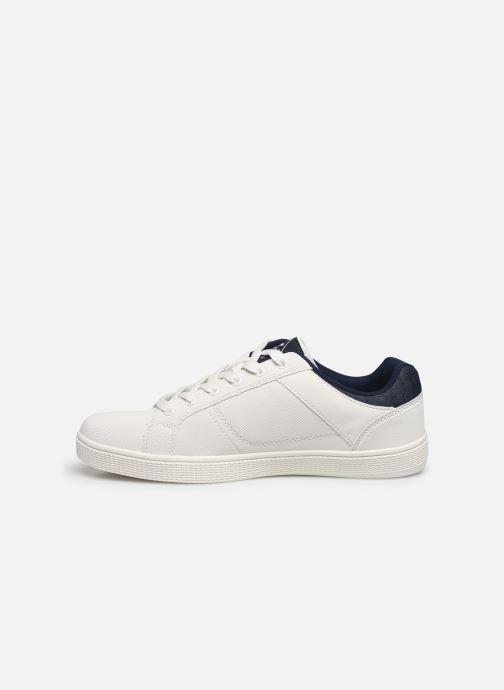Baskets Roadsign DOMAL Blanc vue face