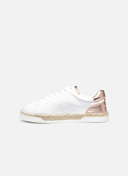 Sneakers Canal St Martin LANCRY Bianco immagine frontale