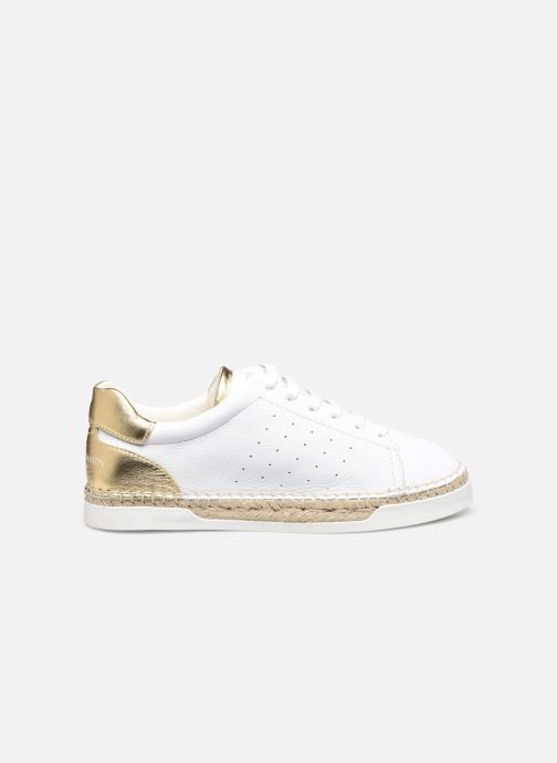 Sneakers Canal St Martin LANCRY Bianco immagine posteriore