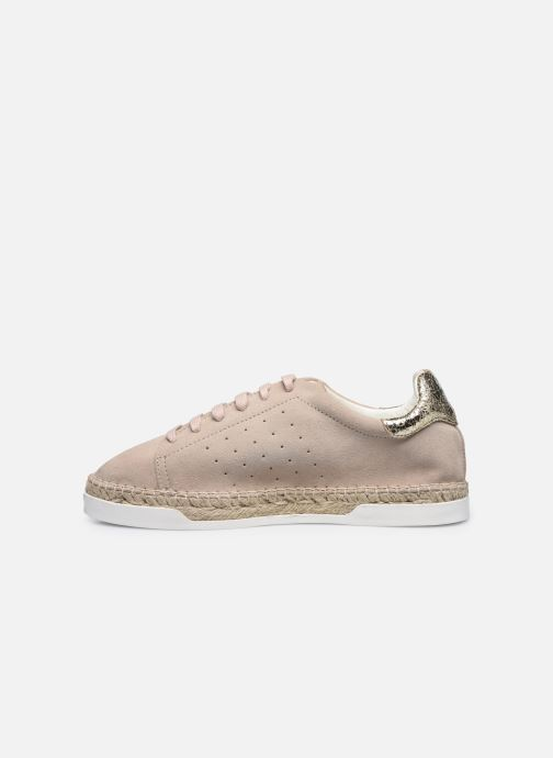 Sneakers Canal St Martin LANCRY Beige se forfra