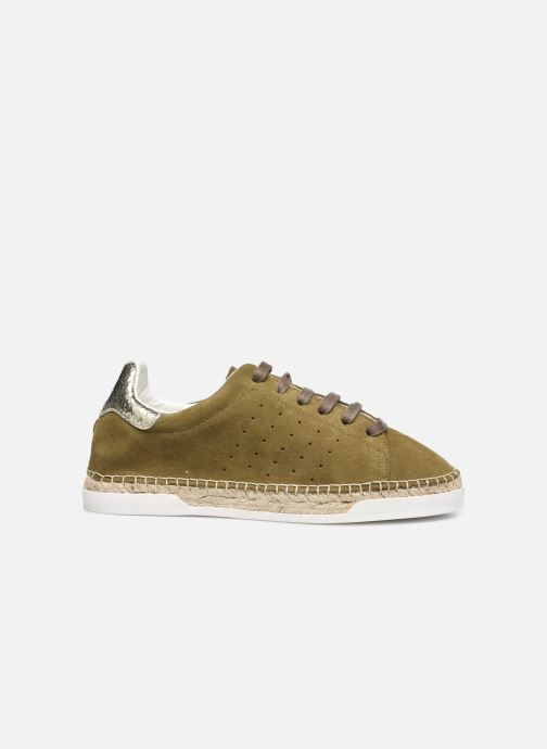 Sneakers Canal St Martin LANCRY Verde immagine posteriore