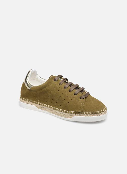 Sneakers Canal St Martin LANCRY Verde vedi dettaglio/paio