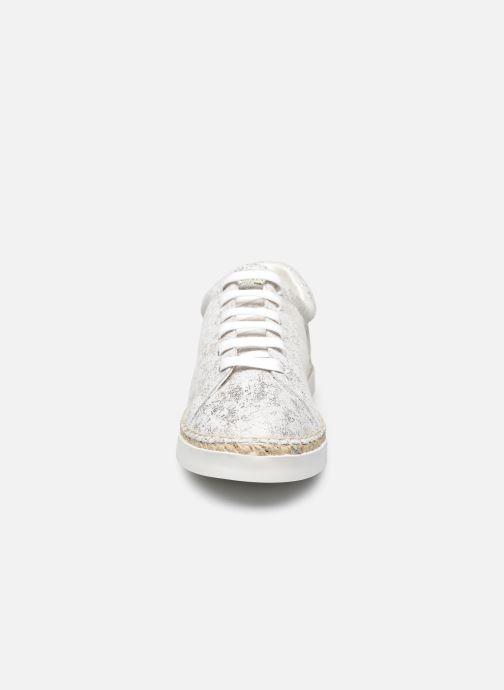 Sneaker Canal St Martin LANCRY grau schuhe getragen