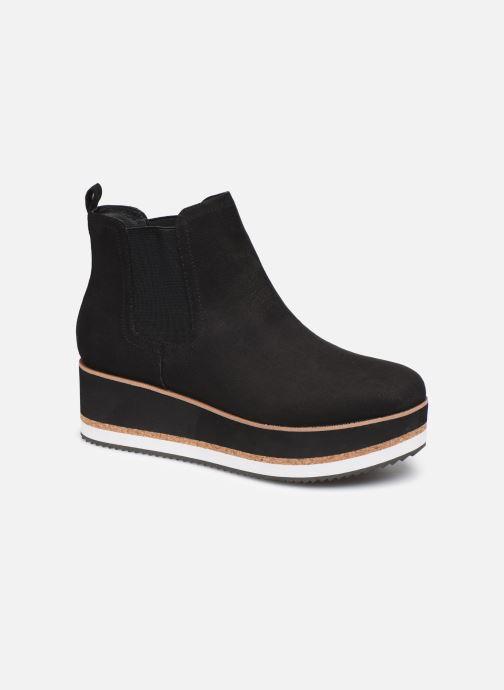 Bottines et boots Bullboxer 010514F6T Noir vue détail/paire