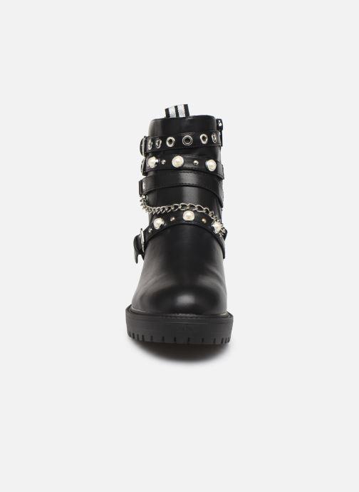 Bottines et boots Bullboxer 031505F6S Noir vue portées chaussures