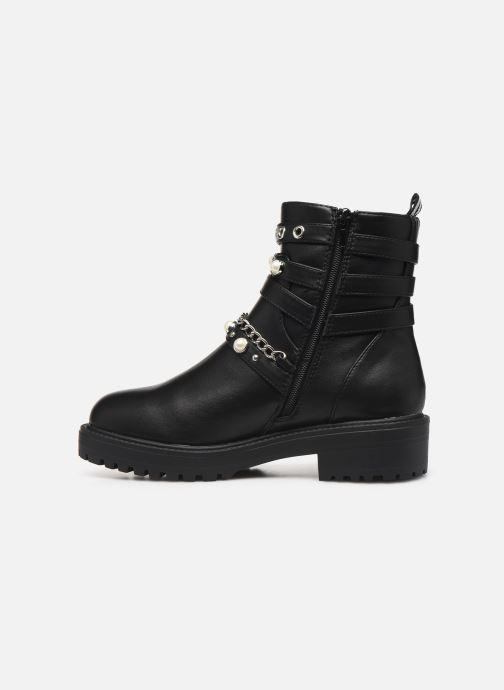 Bottines et boots Bullboxer 031505F6S Noir vue face
