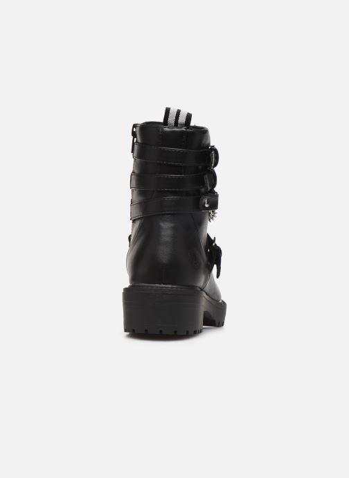 Bottines et boots Bullboxer 031505F6S Noir vue droite