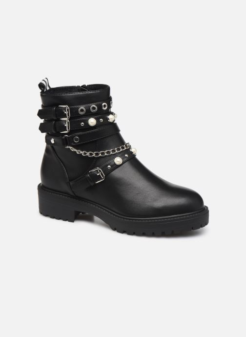 Bottines et boots Bullboxer 031505F6S Noir vue détail/paire