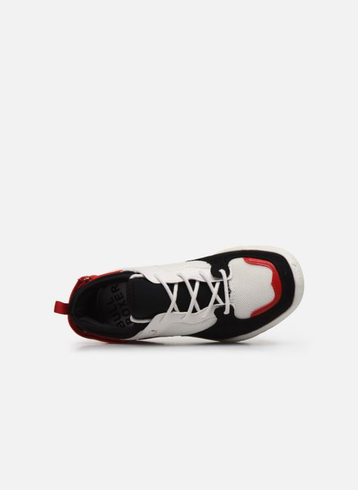 Sneakers Bullboxer 211002F5T Bianco immagine sinistra