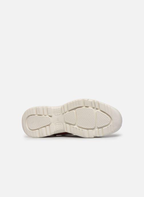 Sneakers Bullboxer 211002F5T Bianco immagine dall'alto