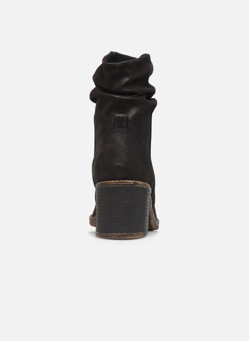 Boots en enkellaarsjes Bullboxer 271507F6S Zwart rechts