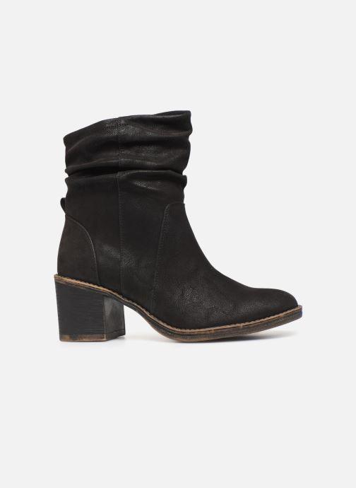 Boots en enkellaarsjes Bullboxer 271507F6S Zwart achterkant