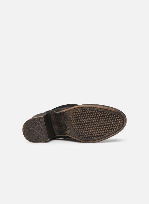 Boots en enkellaarsjes Bullboxer 271507F6S Zwart boven