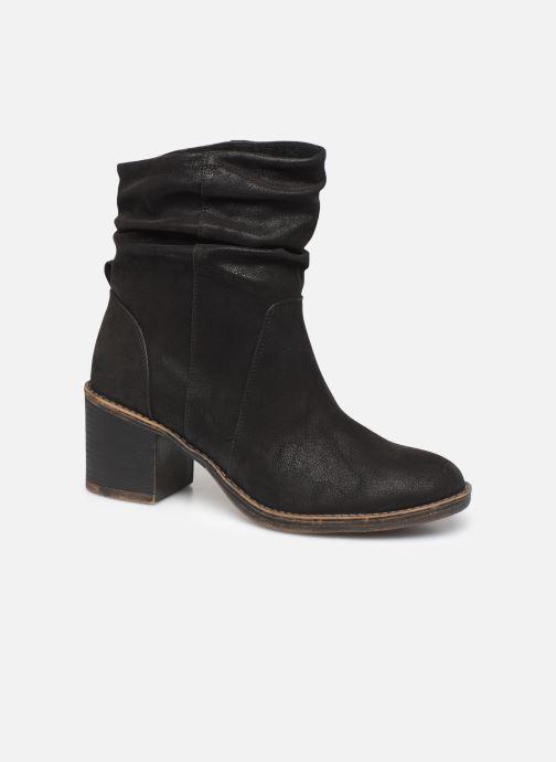 Boots en enkellaarsjes Bullboxer 271507F6S Zwart detail