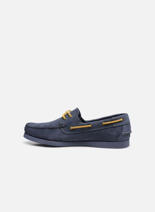 Zapatos con cordones TBS PHENIS Azul vista de frente