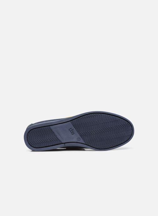 Zapatos con cordones TBS PHENIS Azul vista de arriba
