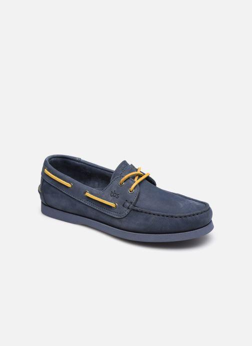 Zapatos con cordones TBS PHENIS Azul vista de detalle / par