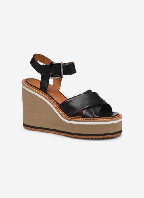 Sandali e scarpe aperte Clergerie NOEMIE Nero vedi dettaglio/paio