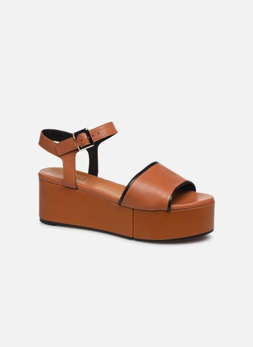 Sandali e scarpe aperte Clergerie MONI Marrone vedi dettaglio/paio