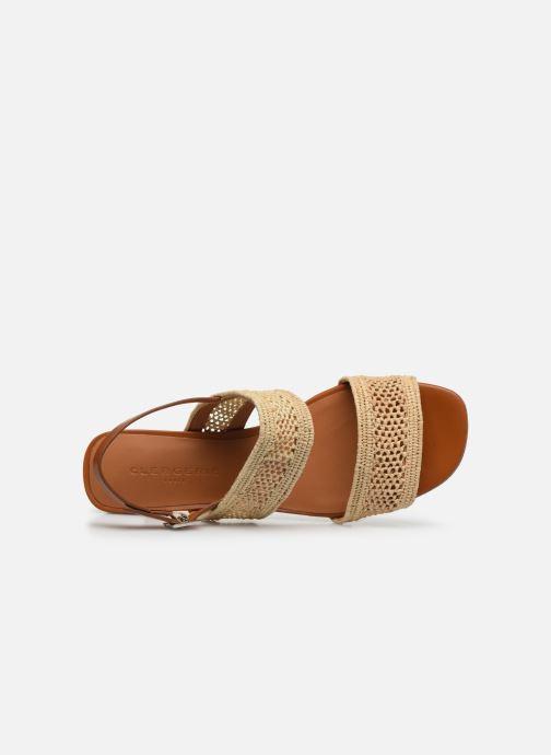 Sandali e scarpe aperte Clergerie LEANE Beige immagine sinistra