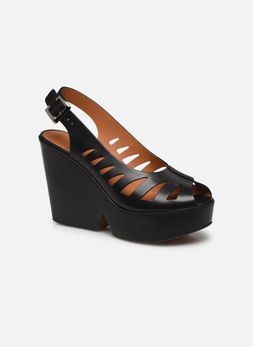 Sandali e scarpe aperte Clergerie DIANE Nero vedi dettaglio/paio