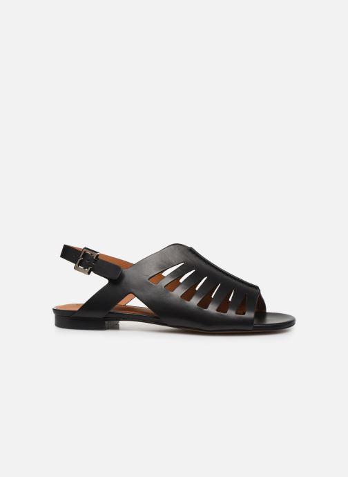 Sandali e scarpe aperte Clergerie ISAURA Nero immagine posteriore