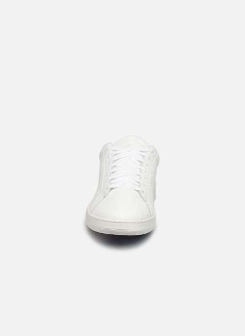 Baskets Le Coq Sportif Break Tricolore Blanc vue portées chaussures