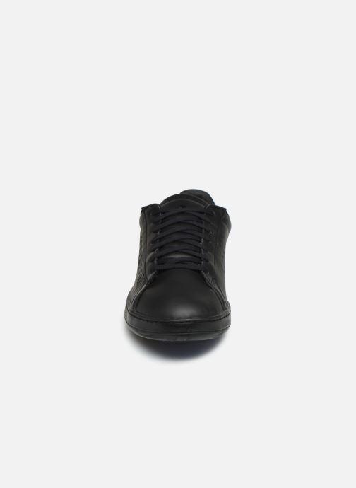 Baskets Le Coq Sportif Break Tricolore Noir vue portées chaussures