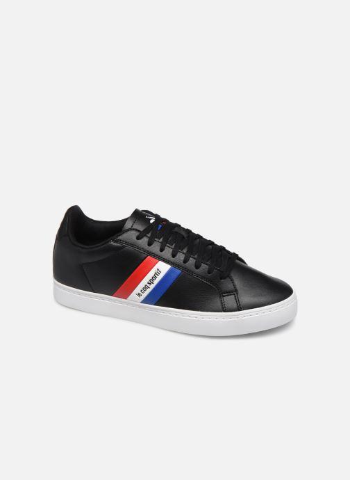 Sneakers Le Coq Sportif Courtflag Nero vedi dettaglio/paio