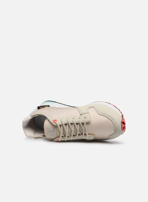 Sneaker Le Coq Sportif Jazy X W Tech weiß ansicht von links