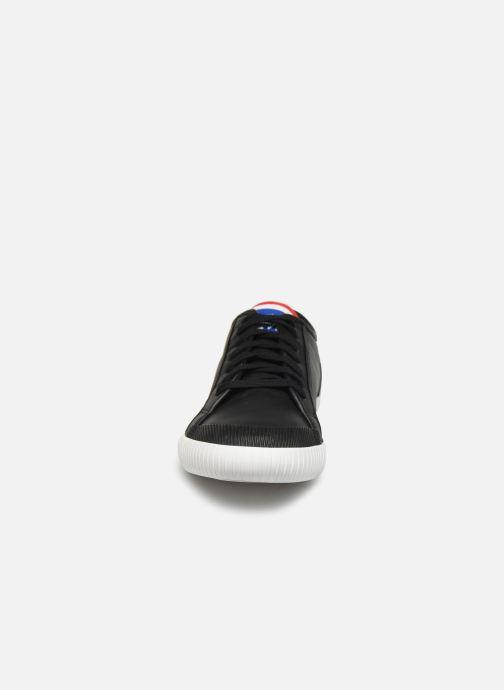 Baskets Le Coq Sportif Nationale Premium Noir vue portées chaussures