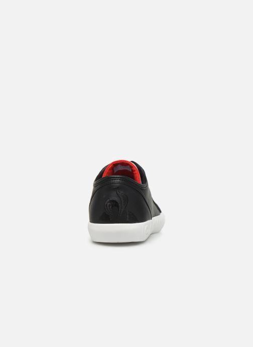 Baskets Le Coq Sportif Nationale Premium Noir vue droite