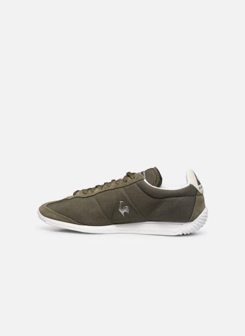 Sneakers Le Coq Sportif Quartz W Sport Verde immagine frontale