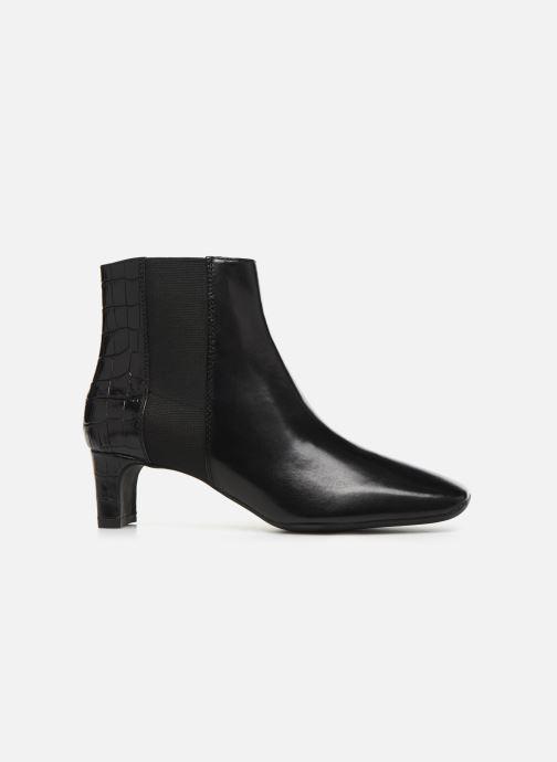 Bottines et boots Geox D Vivyanne Mid D D84BAD Noir vue derrière