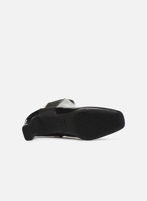 Bottines et boots Geox D Vivyanne Mid D D84BAD Noir vue haut