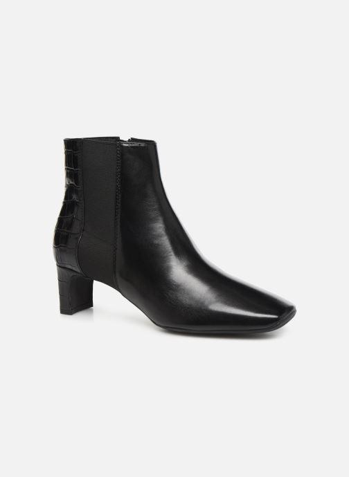 Bottines et boots Geox D Vivyanne Mid D D84BAD Noir vue détail/paire