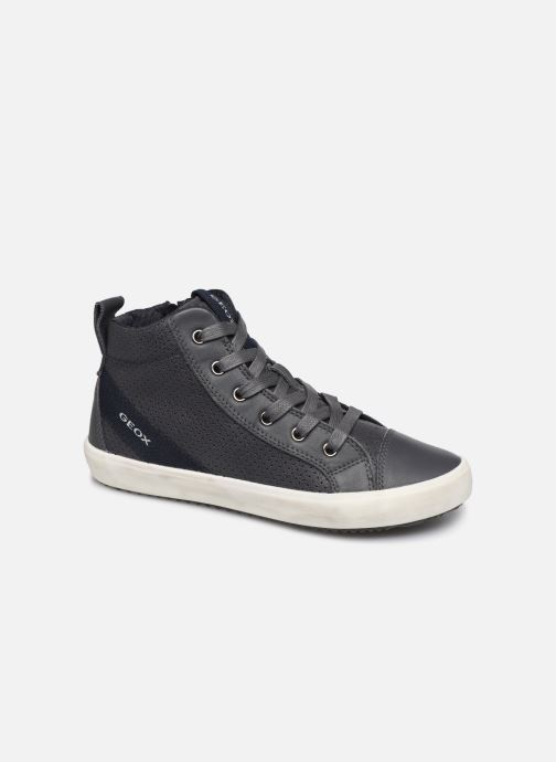 Sneakers Geox J Alonisso Boy I J842CI Grijs detail
