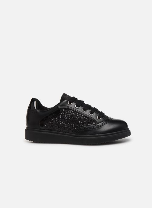 Sneakers Geox J Thymar Girl F J844FF Nero immagine posteriore