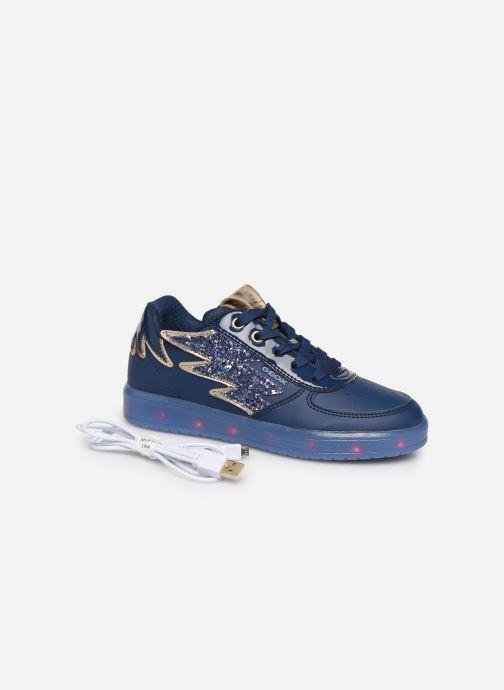 Sneaker Geox J Kommodor Girl B J844HB blau 3 von 4 ansichten
