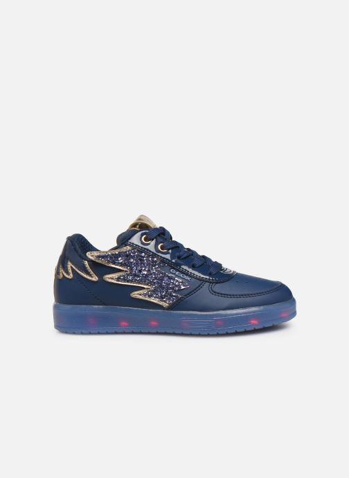Sneaker Geox J Kommodor Girl B J844HB blau ansicht von hinten