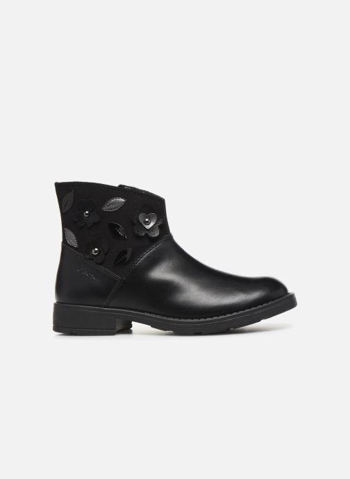 Boots en enkellaarsjes Geox Jr Sofia B J84D3B Zwart achterkant