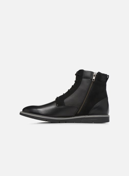 Ankle boots Geox U Uvet E U842QE Black front view